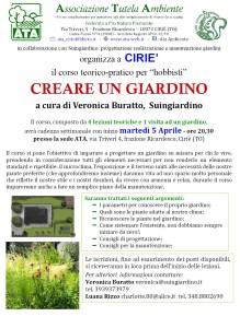 creare un giardino 2016