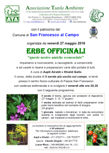 erbe officinali 2016